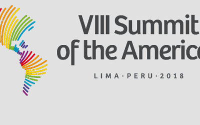 CIC Provides Input to Canada's Summit of the Americas Platform