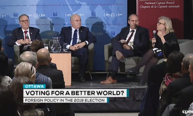 CIC National Capital: Canadian foreign policy – Is Canada Back?